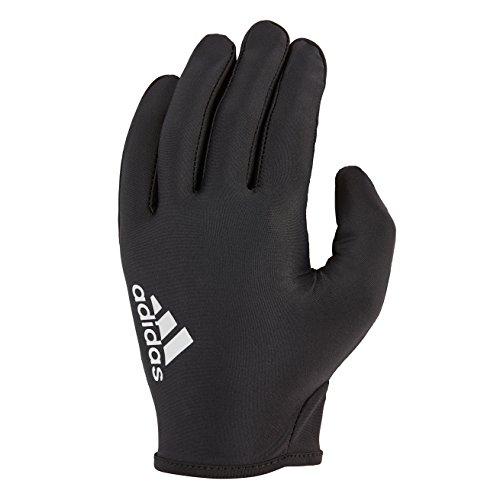 Adidas Full Finger Essential Gloves Unisex Handschuh, Schwarz, L