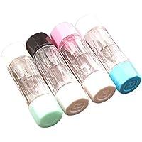 Healifty Kontaktlinsenbehälter 4 STÜCKE Mini Travel RGP Harte Kontaktlinsenbehälter Schutz Box Kosmetische Kontaktlinsenbehälter... preisvergleich bei billige-tabletten.eu