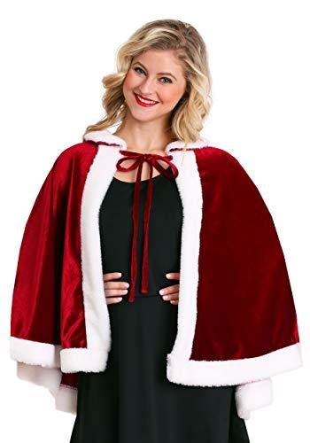 FUN Costumes Mrs. Claus Cloak ()