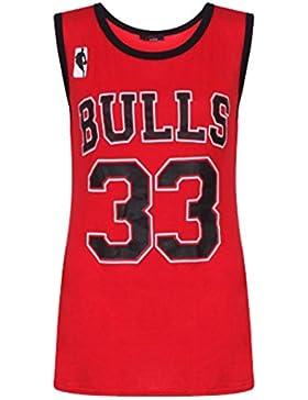 Friendz Trendz -Womens Heat 6 & bull 33 Stampa Cestino di Basket di Celebrity Basket