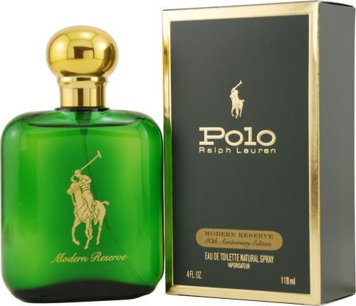 Polo Modern Reserve by Ralph Lauren Eau de Toilette Spray 118ml