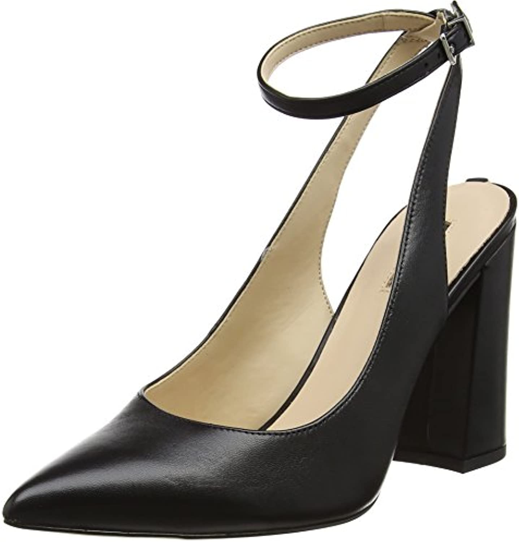 Guess Damen Bray Pumps Schwarz 2018 Letztes Modell  Mode Schuhe Billig Online-Verkauf