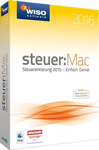 Buhl Data Service WISO steuer:Mac 2016 (für Steuerjahr 2015)