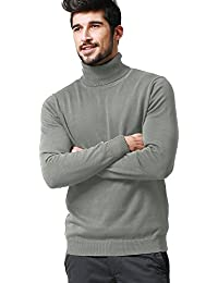 Match Men's Knitwear Roll Neck Pullover Jumper #1620