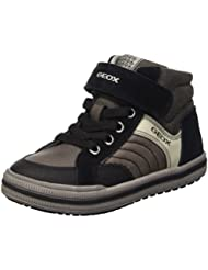 Geox Jr Elvis A, Sneakers Hautes Garçon