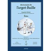 Dictionnaire de l'argot-Baille