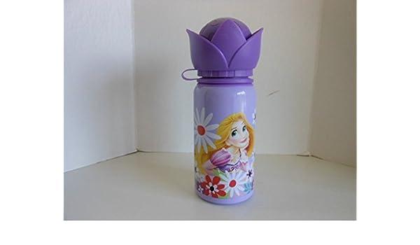 Disney Store Rapunzel Tangled Aluminum Water Bottle
