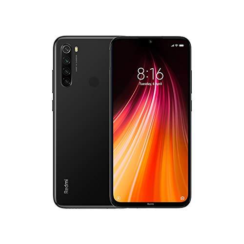 Xiaomi Redmi Note 8 Smartphone 3GB 32GB 6.3'' FHD 4000mAh Globale Version Schwarz