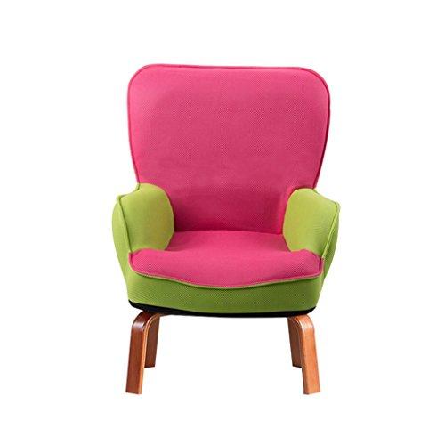 ALUK- small stool Silla cómoda para niños, Suave, Colorido, Mini Asiento Casual, sofá Lavable
