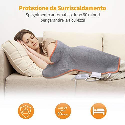 Zoom IMG-3 termoforo elettrico cervicale e spalle