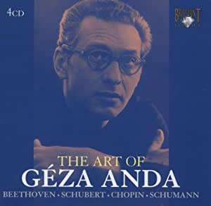 The Art of Géza Anda (Coffret 4 CD)