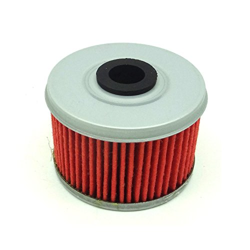 Yihao 2000-2006 Honda Trx350 Fourtrax Rancher Oil Filter Hf113 Value (3) Pack Special Trx400 X-9 09 Zz1212