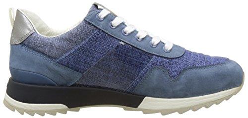 Sneakers Abx denimc4008 B Damen Blau Aneko D Geox 4wPqx7fS