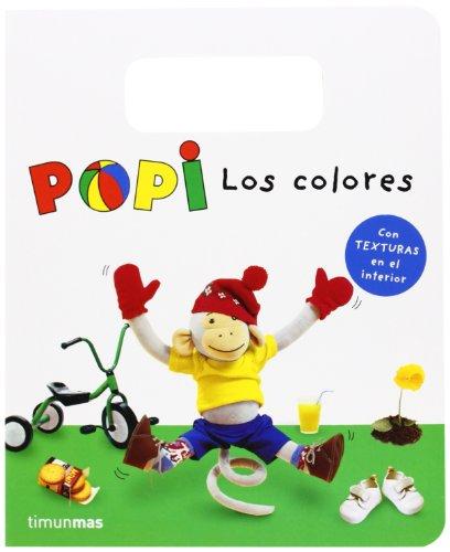 Popi. Los colores por Helen Oxenbury