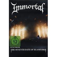 Immortal -The Seventh Date Of Blashyrkh (+cd) [DVD] [2010] by Immortal (2010) Audio CD
