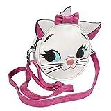 Disney-geschenke Für Mädchen | Runde Tasche Mit Klassischen Figuren Wie Mickey, Dem Kätzchen...