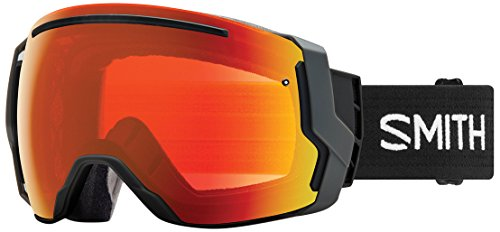 Smith Erwachsene I/O 7 Skibrille, Black, M