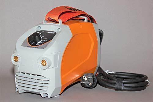 Elektrodenschweißgerät Rehm Booster 140 Ampere ultraleicht, im Set