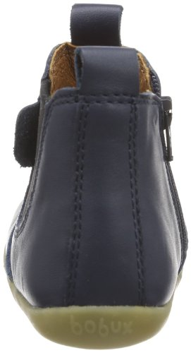 Bobux 460697, Bottines Chukka à tige courte mixte enfant Bleu - Bleu marine
