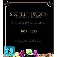 Six Feet Under - Die komplette Serie