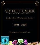 Six Feet Under - Die komplette Serie (25 Discs) (exklusiv bei Amazon.de) hier kaufen