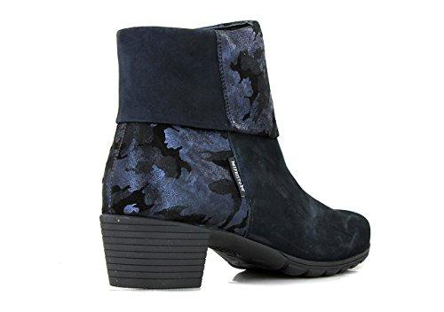 IRIS Bottines Femme Boots blue MEPHISTO TwdRnHqHZ