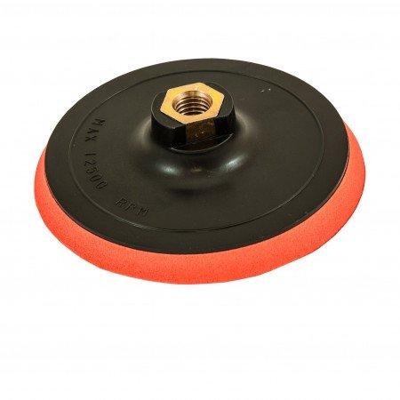 Schleifteller 125mm M14 Gewinde für Schleifmaschine und Poliermaschine geeignet