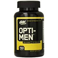 Optimum Nutrition Opti-Men 150 Tabs 12/Cs