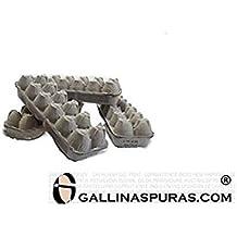 Hueveras de carton 25 unidades GALLINASPURAS.COM