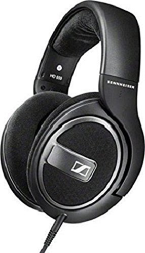 Sennheiser HD 559 Kopfhörer (ohrumschließender, offener) schwarz/anthrazit matt - 3