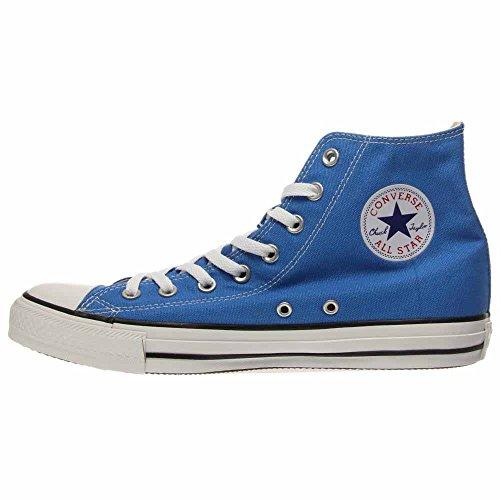 Converse Star, Sneaker a Collo Alto Unisex-Adulto Light Sapphire