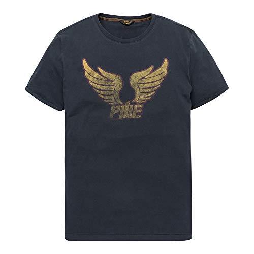 PME Legend R-Neck Single Jersey - T-Shirt, Größe_Bekleidung:XXXL, Farbe:Salute