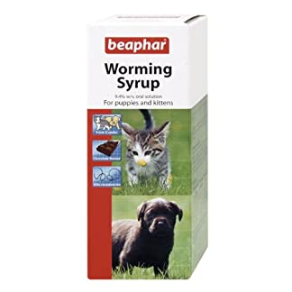 Beaphar Worming Syrup 45 ml (Pack of 2) 7