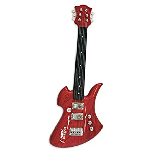 Bontempi Icom Bontempi 4815 - Guitarra eléctrica con Efectos de Sonido, Color Rojo, 24 4815