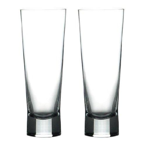 Iittala 1008507 AARNE Verre de bière 38 cl, Lot de 2