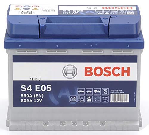 Bosch 0092S4E050 Batterie EFB 12 V 60 mAh 560 A B13