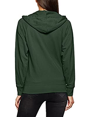Fruit of the Loom Women's Lady-Fit Hoodie - inexpensive UK light shop.