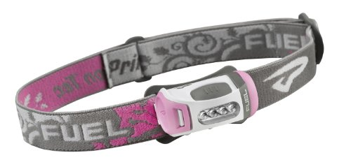 Princeton TEC Fuel Pink, funky head torch designed to meet the widest range of applications