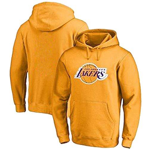 Lakers Basketball-Trikots Männer Kapuzenpullover für Jugendliche Frühjahr und Herbst Trainingsanzüge