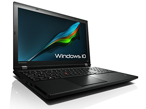 "Lenovo ThinkPad L540 Business Notebook # 15.6"" WXGA, Intel Core i5-4300M 2.6GHz , 8GB RAM , 128 GB SSD, WLAN , Webcam, BT, Win10 Profesional (Zertifiziert und Generalüberholt)"