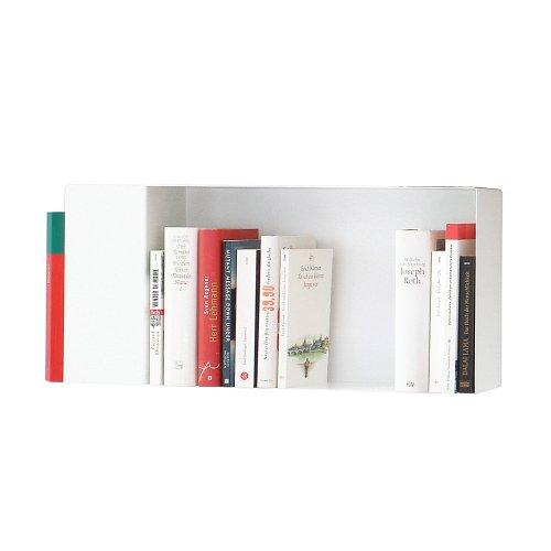 Box Bücherregal L weiß