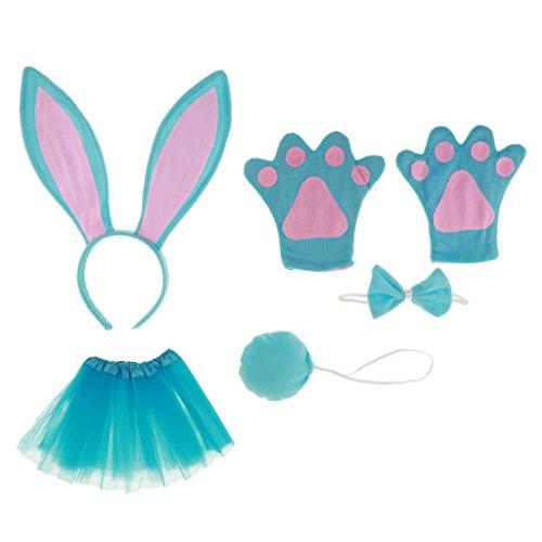 - Bunny Kostüm Mit Tutu