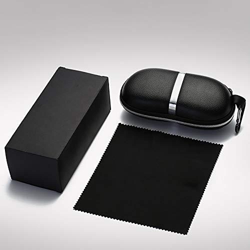 Ultraleichte Fassung Angenommen UV400 UV Intensives Licht Schillernde Sonnenbrille mit polarisierten Gläsern Wellington Type Mirror Sonnenbrille Accessoires