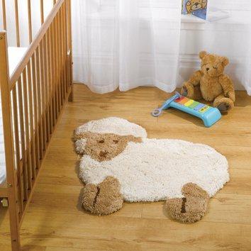 Little Lamb. pour Enfant Rugs 75 cm x 80 cm Offre spéciale Livraison Gratuite.