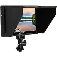 "Viltrox® DC-70hd 7 ""1920 x 1200 IPS Full HD Pantalla LCD Cámara Monitor de vídeo HDMI AV entrada para Canon Nikon cámara réflex digital BMPCC"