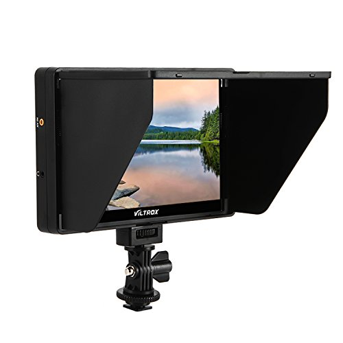VILTROX DC-70HD 7'' Full HD 1920x1200 IPS Camera Video Field Monitor Supports 4K HDMI Input for Canon Nikon Sony DSLR Camera BMPCC Camcorder