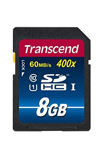 Transcend-TS16GSDU1-Class-10-Premium-SDHC-Speicherkarte-UHS-I