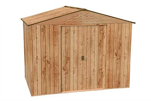 Tepro 8x6 Holz-Dekor