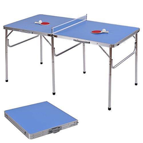Costway Tischtennisplatte SP35342DE im Test