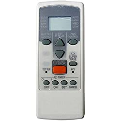 O General Window AC 01 Compatible Remote Controller + AA/AAA Battery